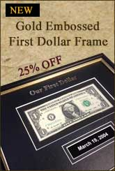 First Dollar Frame